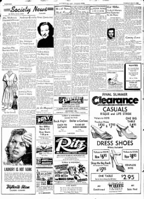 The Courier News from Blytheville, Arkansas on July 7, 1953 · Page 4