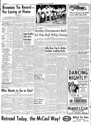 The Courier News from Blytheville, Arkansas on July 7, 1953 · Page 6