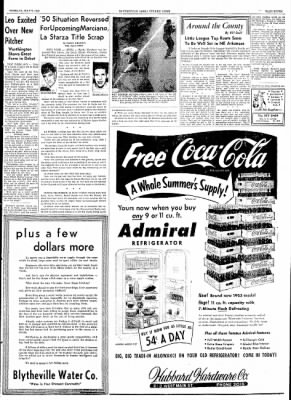 The Courier News from Blytheville, Arkansas on July 7, 1953 · Page 7