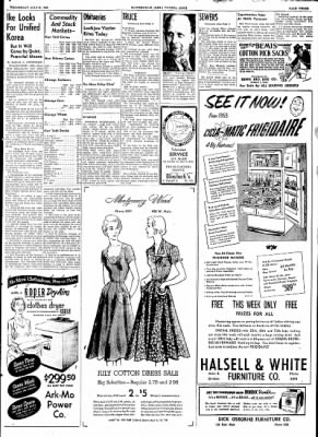 The Courier News from Blytheville, Arkansas on July 8, 1953 · Page 3