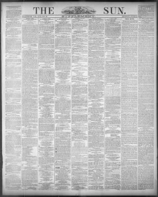 The Baltimore Sun from Baltimore, Maryland on June 16, 1890 · 3 on