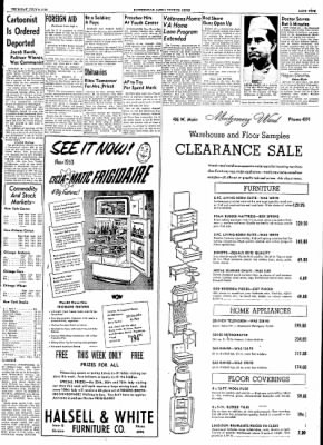 The Courier News from Blytheville, Arkansas on July 9, 1953 · Page 9