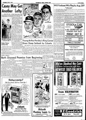 The Courier News from Blytheville, Arkansas on July 9, 1953 · Page 11