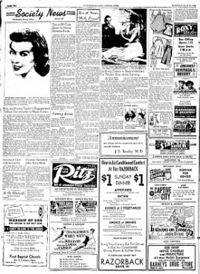 The Courier News from Blytheville, Arkansas on July 11, 1953 · Page 1