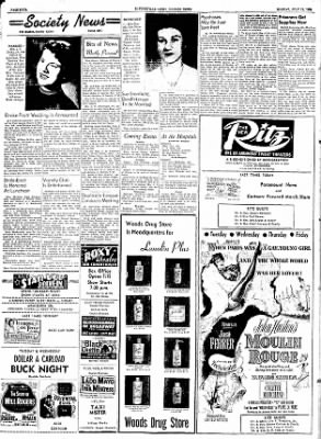 The Courier News from Blytheville, Arkansas on July 13, 1953 · Page 4