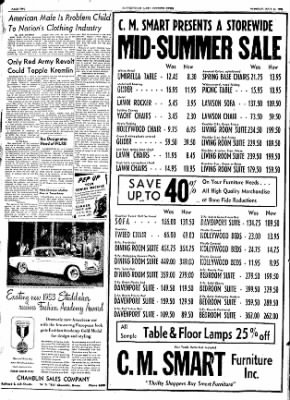 The Courier News from Blytheville, Arkansas on July 14, 1953 · Page 2