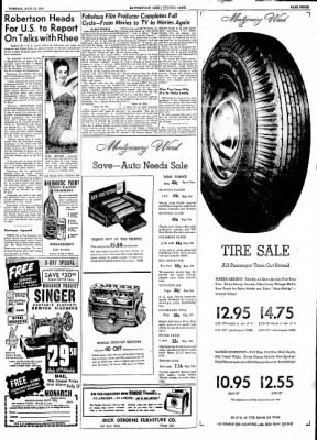 The Courier News from Blytheville, Arkansas on July 14, 1953 · Page 3
