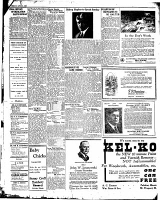 The Daily Herald from Chicago, Illinois on April 6, 1928 · Page 5
