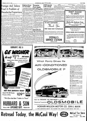 The Courier News from Blytheville, Arkansas on July 14, 1953 · Page 9