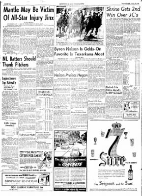 The Courier News from Blytheville, Arkansas on July 15, 1953 · Page 6