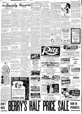 The Courier News from Blytheville, Arkansas on July 17, 1953 · Page 4