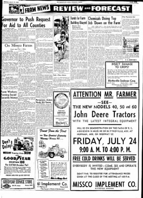 The Courier News from Blytheville, Arkansas on July 17, 1953 · Page 9