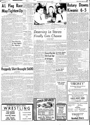 The Courier News from Blytheville, Arkansas on July 18, 1953 · Page 6
