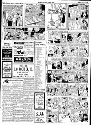 The Courier News from Blytheville, Arkansas on July 20, 1953 · Page 9