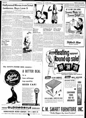 The Courier News from Blytheville, Arkansas on July 21, 1953 · Page 2