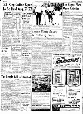 The Courier News from Blytheville, Arkansas on July 22, 1953 · Page 10