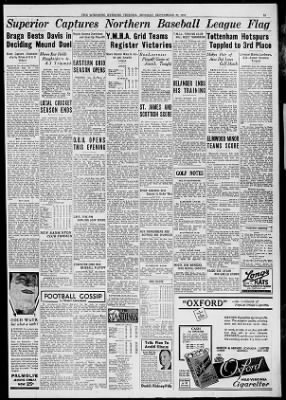 The Winnipeg Tribune from Winnipeg, Manitoba, Canada on September 25, 1933 · Page 13
