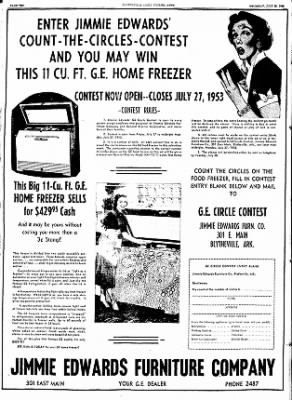 The Courier News from Blytheville, Arkansas on July 23, 1953 · Page 2