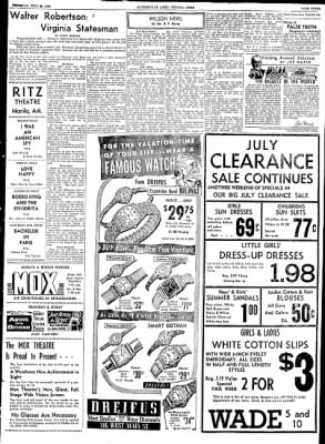 The Courier News from Blytheville, Arkansas on July 23, 1953 · Page 3