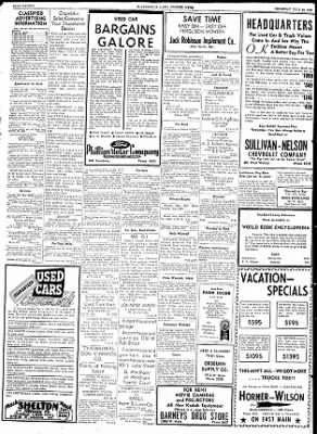 The Courier News from Blytheville, Arkansas on July 23, 1953 · Page 16