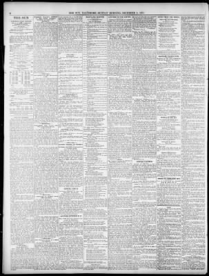 The Baltimore Sun from Baltimore, Maryland on December 4, 1911 · 6