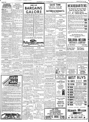 The Courier News from Blytheville, Arkansas on July 24, 1953 · Page 10