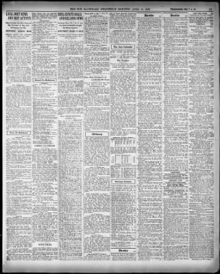 The Baltimore Sun from Baltimore, Maryland on April 19, 1922 · 17