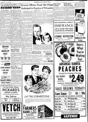 The Courier News from Blytheville, Arkansas on July 27, 1953 · Page 5