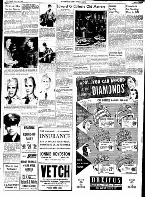 The Courier News from Blytheville, Arkansas on July 30, 1953 · Page 3