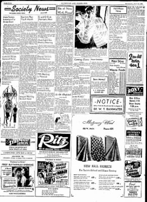 The Courier News from Blytheville, Arkansas on July 30, 1953 · Page 4