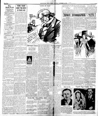 Naugatuck Daily News from Naugatuck, Connecticut on October 21, 1941 · Page 2