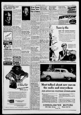 The Winnipeg Tribune from Winnipeg, Manitoba, Canada on March 31, 1947 · Page 5