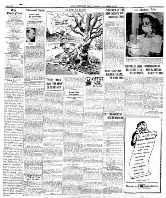 Naugatuck Daily News from Naugatuck, Connecticut on December 18, 1941 · Page 1