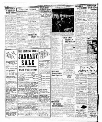 Naugatuck Daily News from Naugatuck, Connecticut on January 7, 1942 · Page 2