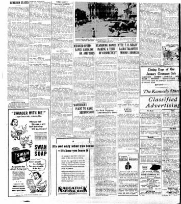 Naugatuck Daily News from Naugatuck, Connecticut on January 13, 1942 · Page 2
