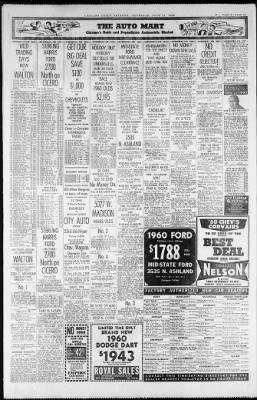 chicago tribune from chicago illinois on july 21 1960 53 rh chicagotribune newspapers com