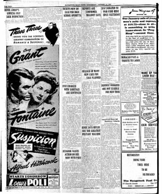Naugatuck Daily News from Naugatuck, Connecticut on January 14, 1942 · Page 8