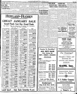 Naugatuck Daily News from Naugatuck, Connecticut on January 23, 1942 · Page 2