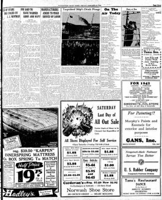 Naugatuck Daily News from Naugatuck, Connecticut on January 30, 1942 · Page 2