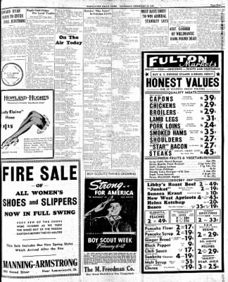Naugatuck Daily News from Naugatuck, Connecticut on February 12, 1942 · Page 5