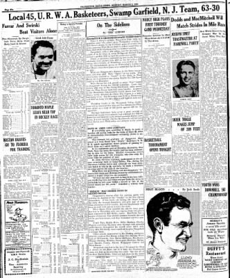 Naugatuck Daily News from Naugatuck, Connecticut on March 2, 1942 · Page 6