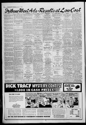 The Winnipeg Tribune from Winnipeg, Manitoba, Canada on September 10, 1949 · Page 26