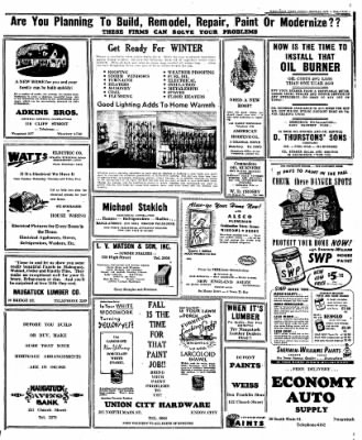 Naugatuck Daily News from Naugatuck, Connecticut on October 3, 1949 · Page 5