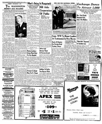 Naugatuck Daily News from Naugatuck, Connecticut on October 4, 1949 · Page 2