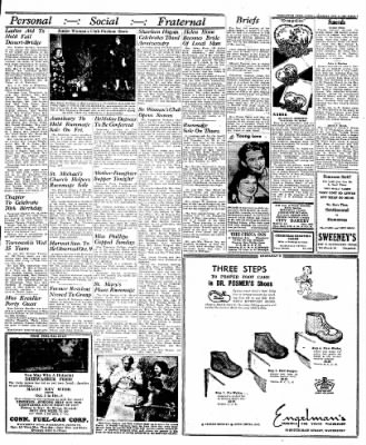 Naugatuck Daily News from Naugatuck, Connecticut on October 4, 1949 · Page 3