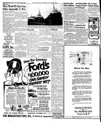 Naugatuck Daily News from Naugatuck, Connecticut on October 4, 1949 · Page 8