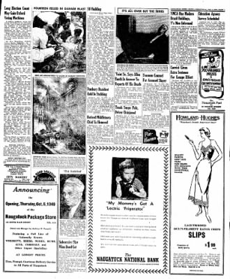 Naugatuck Daily News from Naugatuck, Connecticut on October 5, 1949 · Page 5