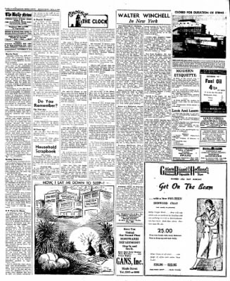 Naugatuck Daily News from Naugatuck, Connecticut on October 5, 1949 · Page 8