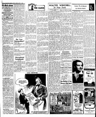 Naugatuck Daily News from Naugatuck, Connecticut on October 7, 1949 · Page 4