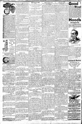 Logansport Pharos-Tribune from Logansport, Indiana on July 9, 1896 · Page 2